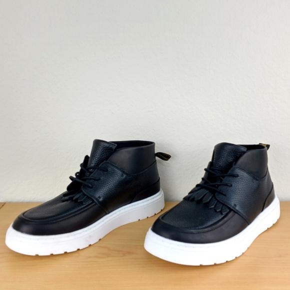 großer Rabatt Neues Produkt eine große Auswahl an Modellen Dr. Martens Jemima Kiltie Chukka Mid Black boot 10